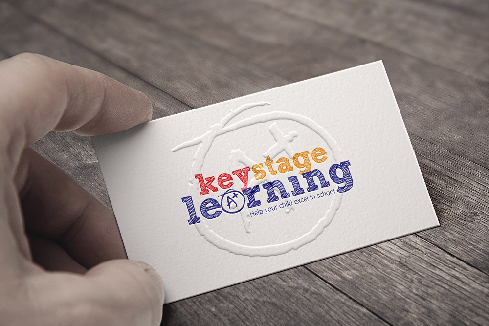 Key Stage Learning Business Cards