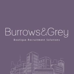 Burrows-&-Grey-Logo-design