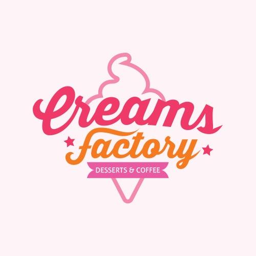 creams-factory-logo